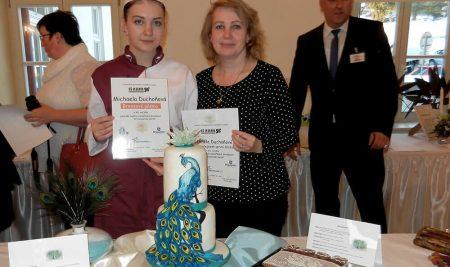 Cukrářská soutěž OPriessnitzův dortík Jeseník 2019