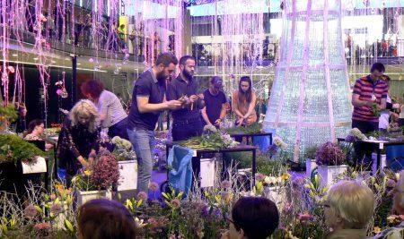 Flora Olomouc: odborná exkurze žáků zahradnických oborů