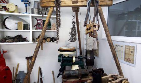 Řezníci navštívili muzeum ařeznictví pana Jana Pavlíčka vNáměšti